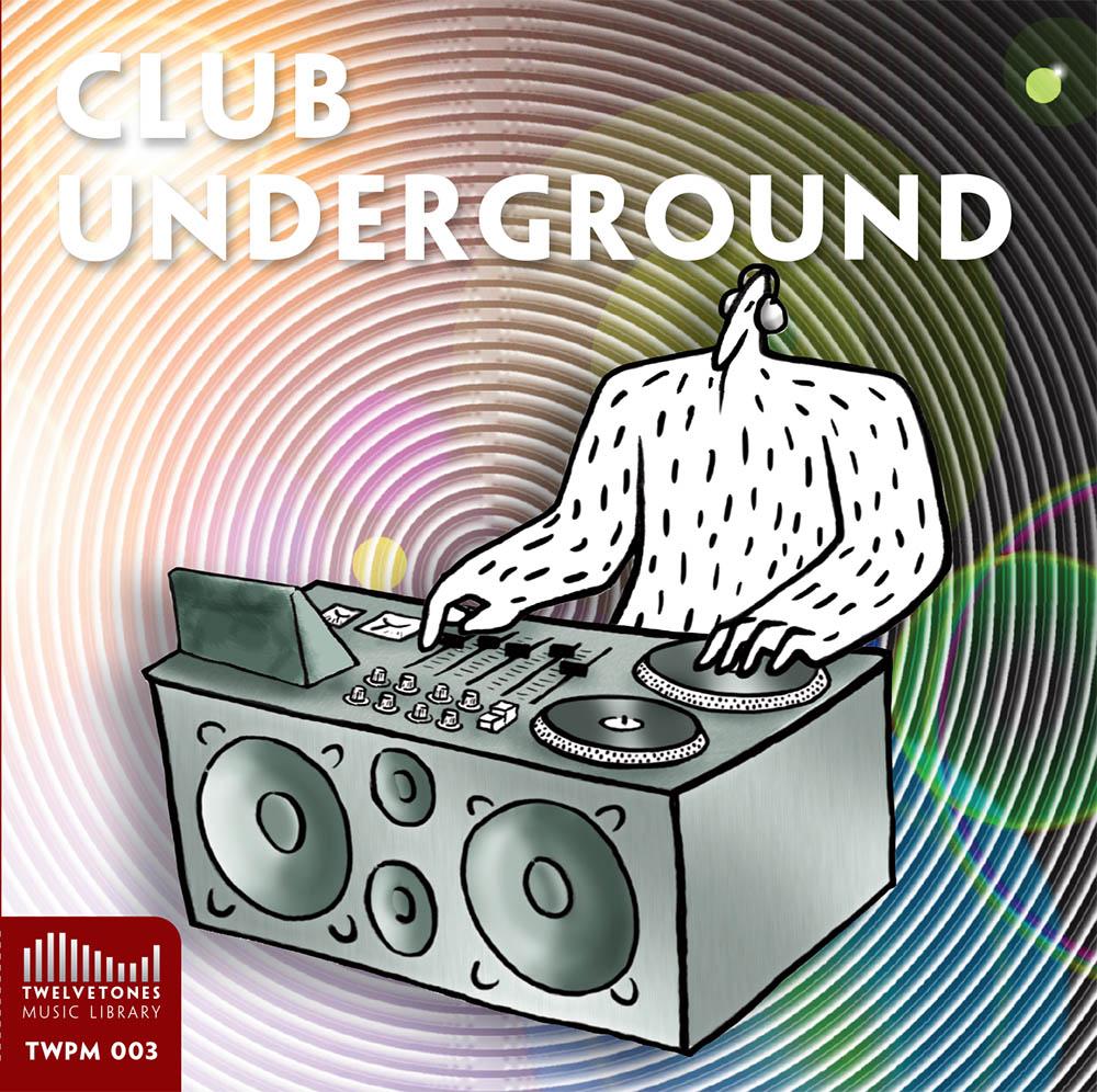 TWPM 003 Club Underground