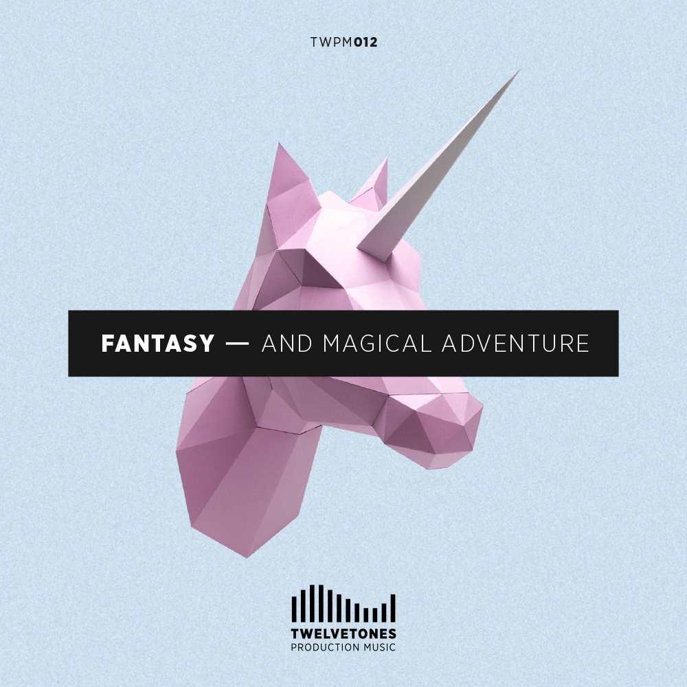 Fantasy and magical adventure - Twelvetones Production Music
